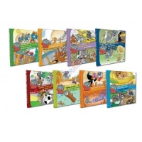 TOM & JERRY SET 8 VOLUME