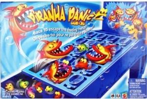 zzJoc Piranha Panic, Mattel