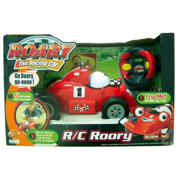 zzMasinuta Roary cu Radiocomanda
