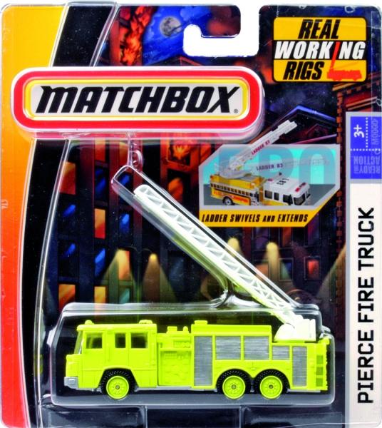 zzMatchbox, camion echipat