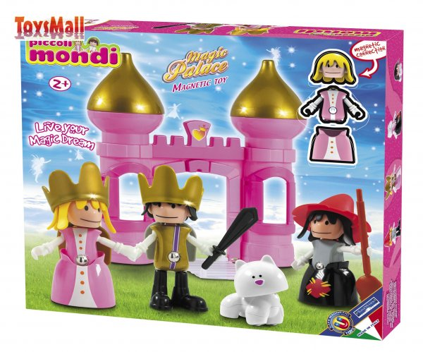 zzPalatul Magic Playset