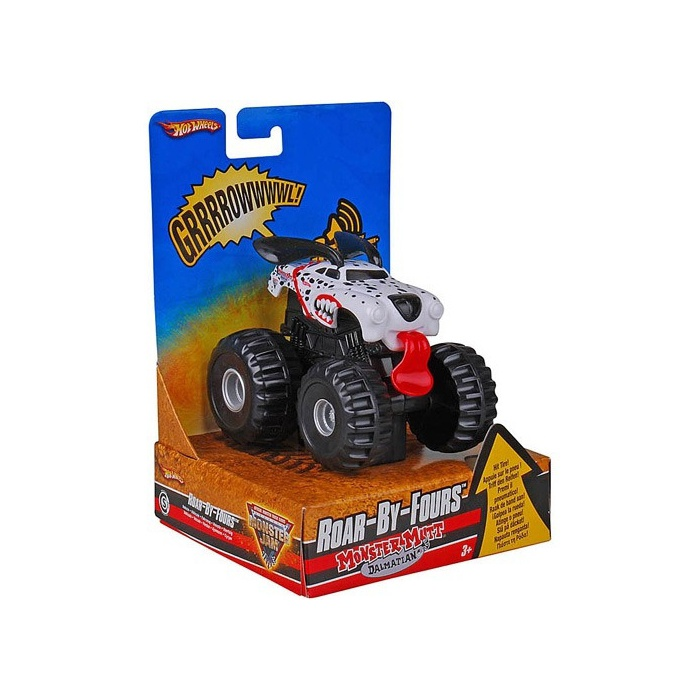 zzMasinuta Hot Wheels, Monster truck