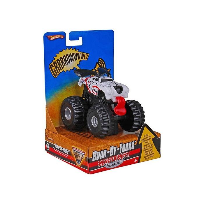 zzMasinuta Hot Wheels, Monster truck