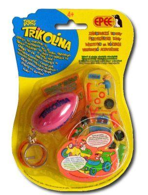 zzPlastilina Trikolina cu accesorii