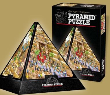 Puzzle D-Toys Pirami da Basme