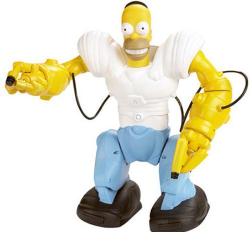 zzRobot Mini Simpson Sapien