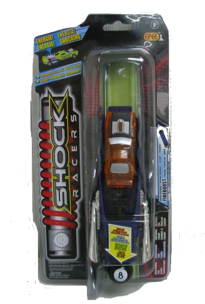 zzMasinuta Shock Racers single set gr.2