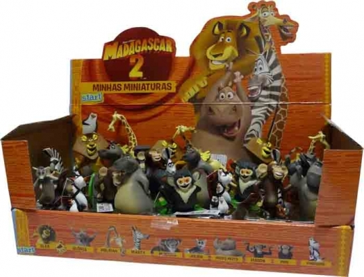zzFigurine Madagascar 2