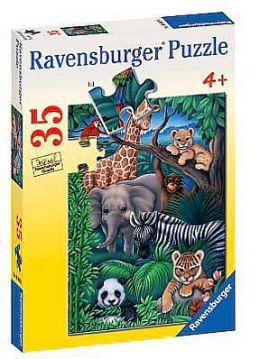 Ravensburg puzzle 35 piese