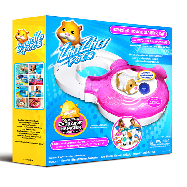 Zhu Zhu Pets Set Aditional