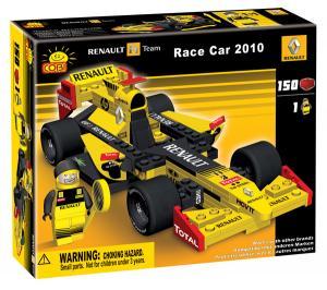 zzMasina curse bolid F1 11, 150 pcs. Cobi