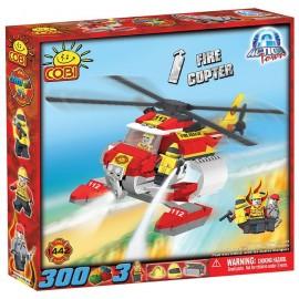 zzSet pompieri elicopter salvare Cobi
