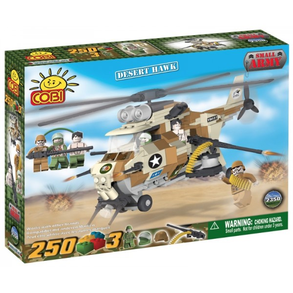 zzElicopter Desert Hawk Cobi
