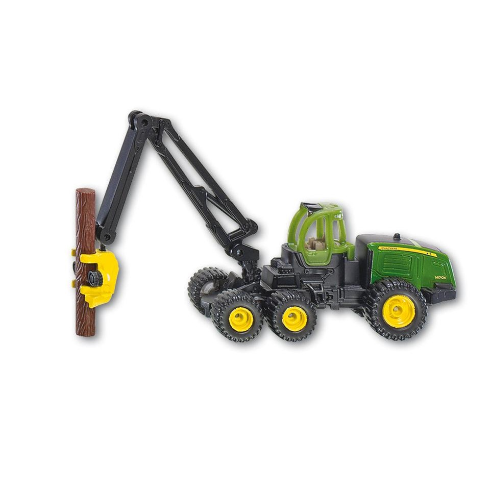Siku Tractor cu arbore mecanic
