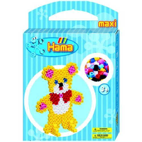 Margele Hama Maxi, ursulet