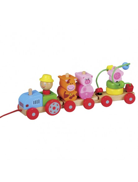Tractor cu activitati