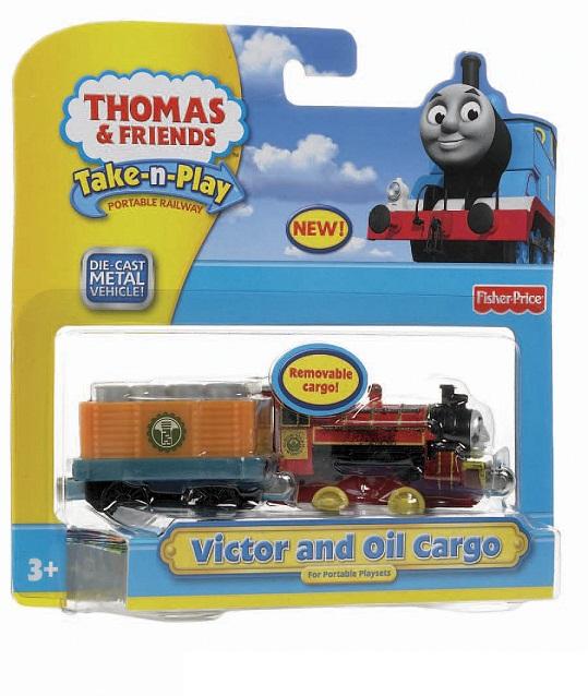Thomas Trenuletul Victor