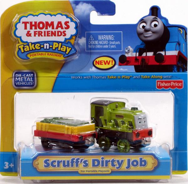 Thomas Trenuletul Scruff