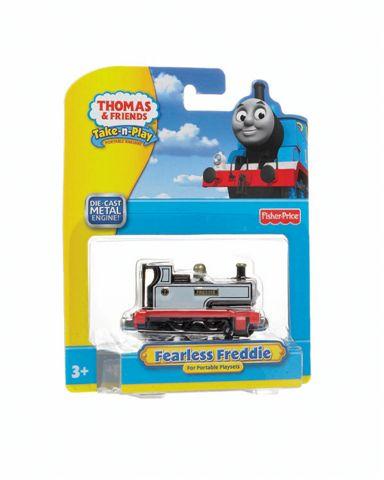 Thomas Trenulet Freddie neinfricatul