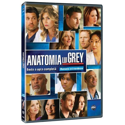 ANATOMIA LUI GREY Sezonul 8-GREY'S ANATO