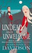 Undead And Unwelcome, Maryjanice Davidson