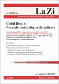 CODUL FISCAL SI NORMELE METODOLOGICE DE APLICARE LA ZI COD 496 (ACTUALIZARE 15.02.2013)
