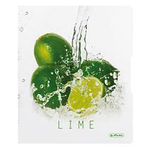 Caiet mec A4 PP2in FreshFruit lime