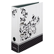 Biblioraft A4 max file 8 cm Ladylike gri