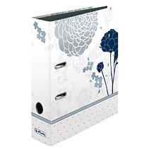 Biblioraft A4 max file 8 cm Ladylike albastru