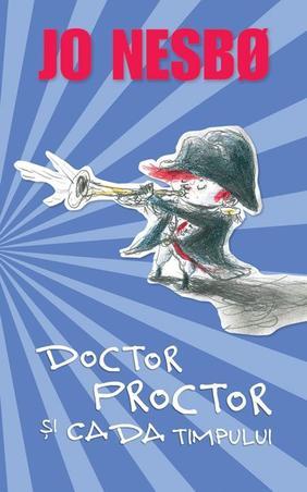 DOCTOR PROCTOR SI CADA TIMPULUI