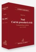 NOUL COD DE PROCEDURA CIVILA COMENTARIU PE ARTICOLE ART 1-1133