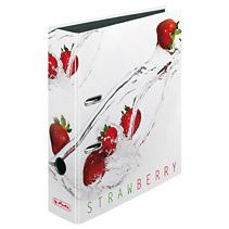 Biblioraft A4 max file 8 cm FreshFruit capsuni