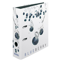 Biblioraft A4 max file 8 cm FreshFruit afine