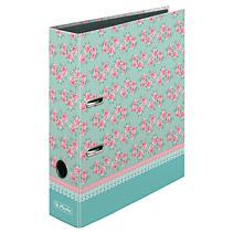 Biblioraft A4 max file 8 cm Ladylike trandafiri