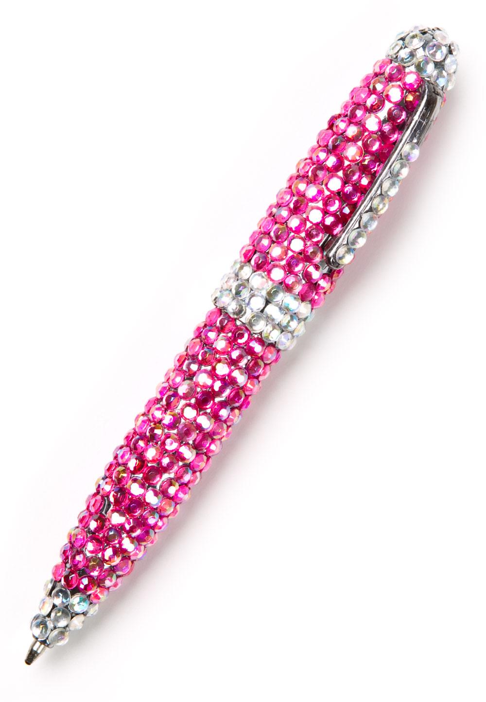 Pix diamante-roz