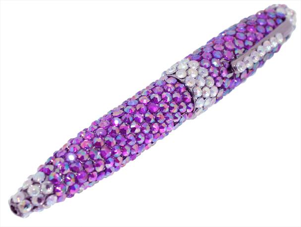 Pix diamante-purpuriu