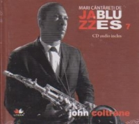 JAZZ SI BLUES 7 CARTE+CD - JOHN COLTRANE