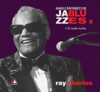 JAZZ SI BLUES 8 CARTE+CD - RAY CHARLES