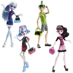 Papusa Monster High, Plimbareata basic