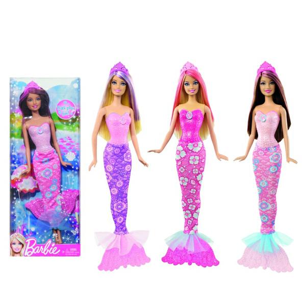 Papusa Barbie Sirena