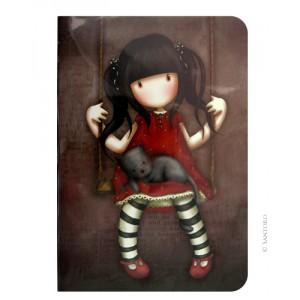 Caiet A5 cusut Ruby