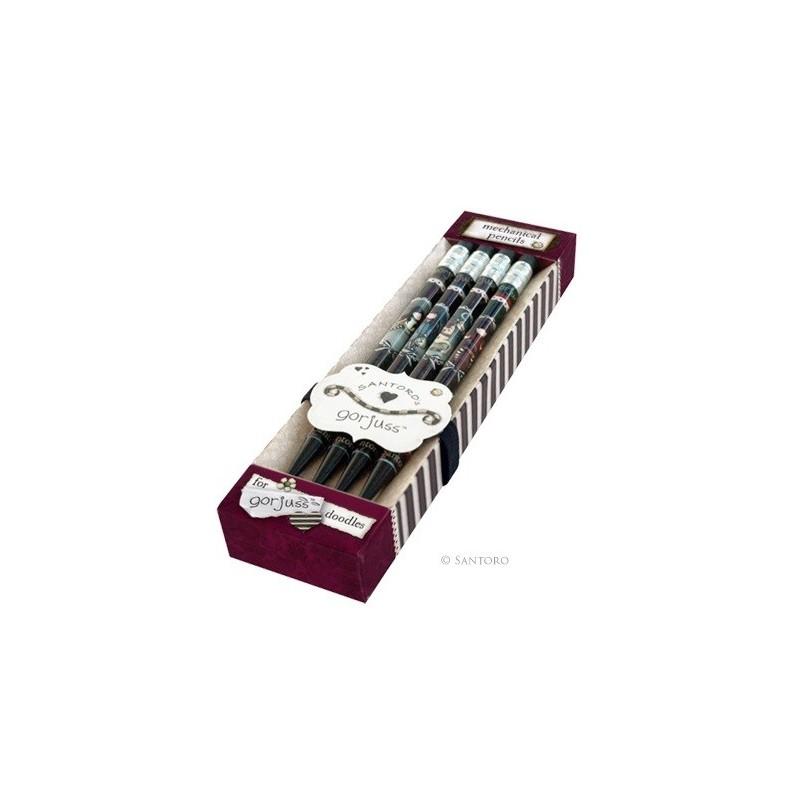Creion mecanic 4 buc/set