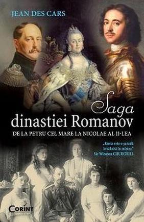 SAGA DINASTIEI ROMANOV