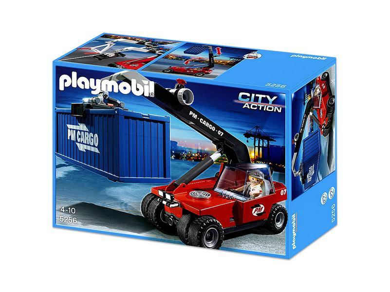 Cargo Transporter cu container