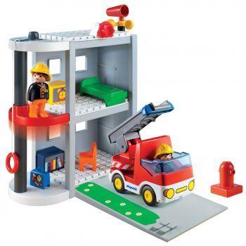 1.2.3 Statie de pompieri mobila