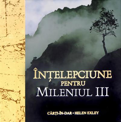 EXLEY-INTELEPCIUNE PT MILENIUL III