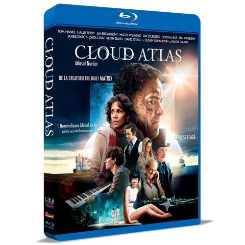 ATLASUL NORILOR-CLOUD ATLAS BR