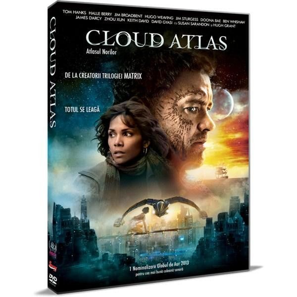 ATLASUL NORILOR-CLOUD ATLAS DVD