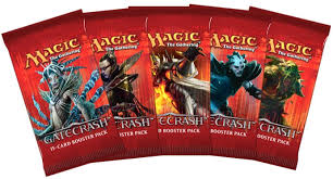 Carti de joc Magic TG- Booster Gatecrash
