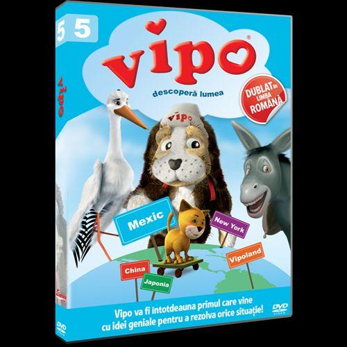 VIPO DESCOPERA LUMEA VOL 5 SEZ 1
